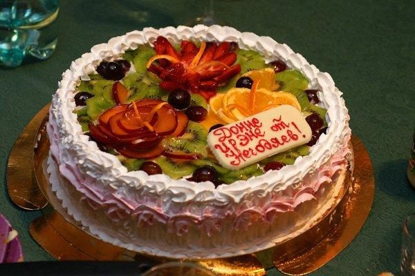 Торт для Донны Ирэн
